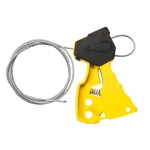 Brady 45192, Yellow Original Cable Lockout w/ 6′ Cable