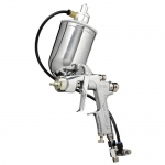 Anest Iwata 4588B, W101A-134G Spray Gun with Agitated Cup and Nozzle