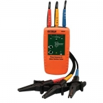 Extech 480403, Motor Rotation and 3-Phase Tester