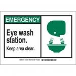 Brady 49854, Polyester Alert Sign