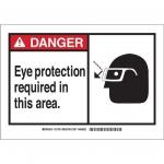 Brady 49855, Polyester Alert Sign