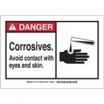 Brady 49891, Polyester Alert Sign