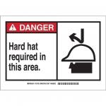 Brady 49938, Polyester Alert Sign