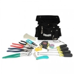 Eclipse Tools 500-038, Electrician Tool Kit with Pouch