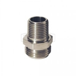 Dixon Valve 5081212SS, Male GHT Adapter x Male NPT , 303 SS