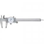 Fowler 52-008-706-0, 6″ Whiteface Machinist Grade Dial Caliper