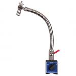Fowler 52-585-045-0, Chrome Flex Arm Magnetic Base