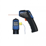 Mastercool 52225-A, Dual Temperature Plus Infrared Thermometer