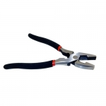 Morris 54052, 9-1/2″ Linesman Pliers, Side Cutter/Crimper