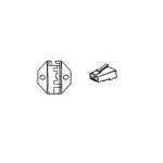 Morris 54496, Die Set for RJ-45 Modular Plugs