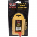 Morris 54616, Utility-Knife Replacement Blade in Dispenser