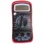 Morris 57040, AC/DC Digital Multimeter & Temperature Probe