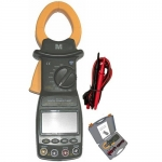 Morris 57270, Cat III TRMS Autoranging Digital Power Clamp Meter
