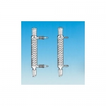 Ace Glass 5953-14, Condenser, Size D Hose Barbs, Coiled
