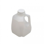 Dynalon 608724, 32oz Polyethylene Squat Square Bottle