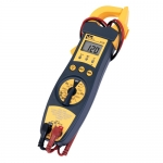 Ideal 61-704, 4 in 1 True RMS Clamp Meter with NCV Detector