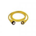 Marinco 6152SPP-25, 50 Amp 125/250 Volt Power Cord Plus Cordset