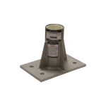 FallTech 65040CMS, Center-Mount Sleeve SS for Confined Space Davit