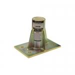 FallTech 65040CMZ, Center-Mount Sleeve Zinc Plated for Space Davit