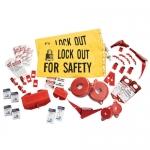 Brady 65043, Combination Spanish Lockout Starter Kit