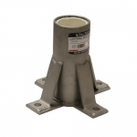 FallTech 65060FMS, Floor-Mount Sleeve SS for Confined Space Davit