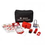 Brady 65291, Electrical Lockout Pouch Kit