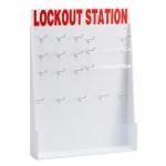 Brady 65294, Large Adjustable Lockout Station