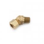 AMC 700095-0808, Compression 45 Degree Elbow