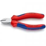 Knipex 70 05 125, Diagonal Cutters-Comfort Grip, 1.5mm