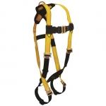 FallTech 7021QC2X3X, Journeyman Standard 1-D Full Body Harness