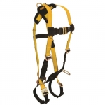FallTech 7023QC, Journeyman Standard 3-D Full Body Harness