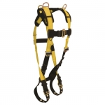 FallTech 7027, Journeyman Retrieval 3-D Full Body Harness, Size UniFit
