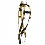FallTech 7027XL, Journeyman Retrieval 3-D Full Body Harness