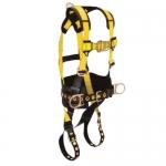 FallTech 7035FDXL, Journeyman Climbing 4-D Full Body Harness