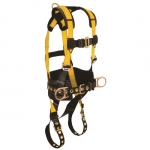 FallTech 7035XS, Journeyman Full Body Harness, Belted Construction