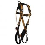 FallTech 7080BRL, ComforTech Gel Non-Belted 1D-Ring Harness