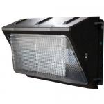 Morris 71425A, 60W LED Medium Wall Pack, Bronze, 5000K
