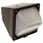 Morris 71435A, LED Small Wall Pack, 30W, Bronze, 5000K