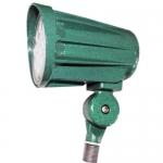 Morris 71684, 28W LED Designer Bullet Flood Green 3000K
