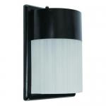 Morris 72110, LED Classic Round Entry-Way Light 12W, 4000K Black