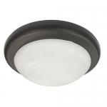 Morris 72203, 13″ LED Decorative Ceiling Lighting, Silver Bay