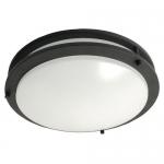 Morris 72225, 12″ LED 2-Band Decorative Ceiling Lighting