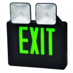 Morris 73037, Remote Capable Combo LED Exit Light
