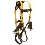 FallTech 8006XL, RoughNeck 3-D Full Body Harness/ Derrick Non-Belted