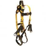 FallTech 8007S, RoughNeck 4-D Full Body Harness/ Derrick Non-Belted