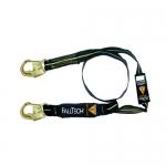 FallTech 8242AF, Arc Flash Lanyard with 1 Loop, 2 Steel Snap Hook