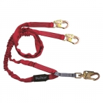 FallTech 8247Y, Ironman Y-Leg Lanyard/ Extended Freefall with Hook