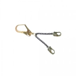 FallTech 82506L, Rebar Positioning Assembly/ Chain with Gate Opening