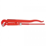 Knipex 83 10 010, 1-5/8″ Swedish Pattern Pipe Wrench