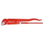 Knipex 83 20 010, 1-5/8″ Swedish Pattern Pipe Wrench